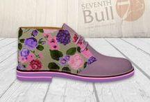 Seventh Bull #Woman / Exclusive #Italian #Custom #Shoes