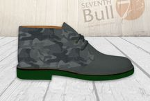 Seventh Bull #Men / Exclusive #Italian #Custom #Shoes