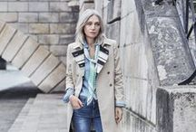 Urban Ladies / Presenting the confident and chic urban lady, a chameleon lady who loves to play with versatile styles and rules the street style scenery. Provided by Stockmann.