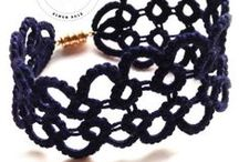 """Tatting / Tatting, the """"poor man's lace"""" is absolutely lovely and a joy to make."""