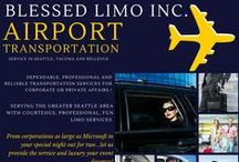 Airport Limousine Seattle / Affordable Limo Service in Seattle, Tacoma and Bellevue Dependable, professional and reliable Airport transportation services for corporate or private affairs. From corporations as large as Microsoft to your special night out for two…let us provide the service and luxury your event deserves! CALL us at 206-579-5911 for more details & Reservations NOW.
