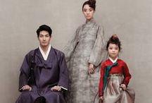 Korean clothing - Hanbok,Joseon-ot