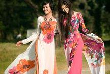 Vietnamese Clothing - Ao Dai