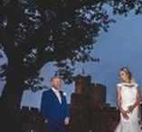 Peckforton Castle wedding photographs / Best #weddingvenue in Cheshire for a #castlewedding. Peckforton Castle wedding,  candlelit ceremony, eagles and barn owls and beautiful dramatic light. Images by Yana Photography