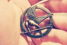 The Hunger Games / I just love the story.