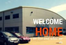 Home. / This is us. Home Sweet Home <3