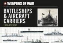 Weapons of War Series / With 150 items and around 150 colour illustrations, colour and black-&-white photographs and other images in each book, the Weapons of War series is an authoritative and accessible reference work, which will appeal to anyone with an interest in military technology.