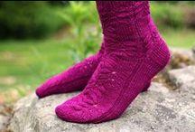 Socks / Knitted socks that inspire me