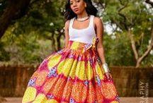 World Of African Fashion