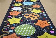 Play & massage mat
