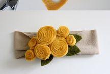 Flowers / Цветы ручной работы