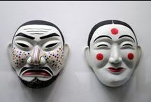 Korea Mask / tal, 탈, mask