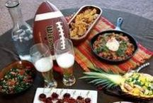 Game On / From the living room huddle to the parking lot party, Skillet-made inspiration for the tailgating crowd.