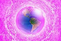 Divine Earth - Gaia / Divine Earth - Gaia   Divine Light of the Earth
