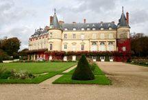 Domaine national de Rambouillet / Le château, le parc et la Bergerie