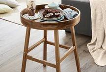 Living & Home Decor / Zuhause ist, wo man die Füße hochlegen kann. Schöne Möbel, tolle Verstaumöglichkeiten und vieles mehr findet ihr hier. Mehr dazu: http://tchi.bo/MoebelundWohnen.