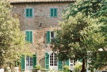 Our dream home B&B 'Casa Capanni' / 'A Tuscan Refuge' Photography by Rosie Reports fine art photography rosiereports.com