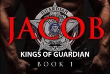 Kings of Guardian - Book 1 - Jacob / Images that reflect my characters and settings in the first book of my series, The Kings of Guardian