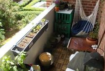 My Balcony - A love story / inspiration and projects for/from my small balcony.