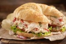 No Cooking / Meal ideas with no cooking when you add products from your grocer's deli.