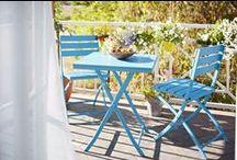 Garten, Balkon & Grillen / Wohnen unter blauem Himmel. Schöne Garten- und Balkonmöbel und alles fürs Grillen findet ihr hier. Mehr dazu: http://tchi.bo/1h8.