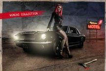 UNTIL DEATH Collection / Until Death Collection Spring-Summer 2015 with Cervena Fox & Dickie Smith