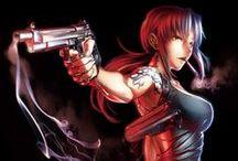 Fantasy Art with GUN