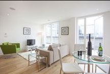 London Serviced Apartments / Our range of premium Serviced Apartments, short to long term stays in London