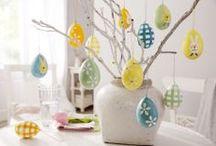 Ostern / Hier versteckt sich tolle Inspiration für die Zeit, wenn der Osterhase vorbeikommt.