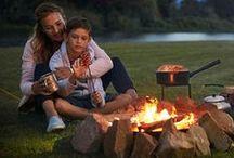 Outdoor / Ob Wandern, Picknicken  oder Angeln -  Zeit im Freien tut gut & macht glücklich! Mehr dazu: http://tchi.bo/Outdoor.