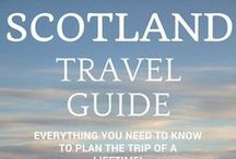 Scotland / Scotland visit, trip to, what to do in Schotland, in Particular Isle of Sky