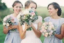 Something Blue Wedding Inspiration / Something old, something borrowed, something blue... Get inspired by the currently trending powder blue tones for your big day! / by NST Pictures Wedding Cinematography