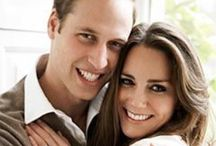 ♚ William and Kate ♛ / The Duke and Duchess of Cambridge. Future, King and Queen of England. / by Jennifer