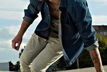 Moda hombre y complementos / Todas las tendencias en ropa, complementos y calzado para hombre.