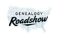 Genealogy Roadshow / Pins are about the American version of Genealogy Roadshow which airs on PBS. I was one of the researchers for this show.  / by Gena Philibert-Ortega