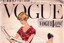 Vintage Sewing Patterns / by Gena Philibert-Ortega