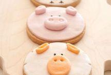 cookies + candies ...