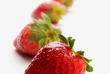 aardbei ... strawberries ...