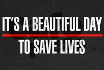 """Grey's Anatomy ❤️‼️ / """"It's a beautiful day to save lives"""""""