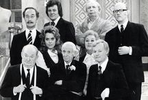 Are You Being Served / Are You Being Served? is a British sitcom created and written by Jeremy Lloyd and David Croft. The show follows the misadventures and mishaps of the staff of the retail ladies and gentlemen's clothing departments, in the department store called Grace Brothers.