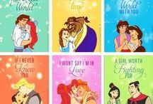 Disney OTPs