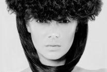Evangelia Stefanou / Haarkunstwerke