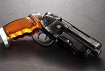 """Blade Runner: The Blaster / Photos of the """"PKD Blaster""""."""
