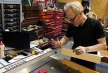 Kits & Models - Videos / Blade Runner kits & models captured on video.
