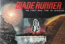 Westwood's Blade Runner / Blade Runner is a 1997 point-and-click adventure game developed by Westwood Studios and published by Virgin Interactive Entertainment for Microsoft Windows. Rather than re-tell the 1982 Blade Runner film, the developers of the game created a different story set in the same universe, which serves as a side story to the events of the film, with both narratives running parallel to one another.