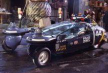 Blade Runner Vehicles