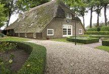 boerderijtje in Drenthe ...