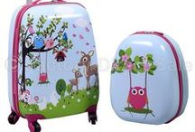 Children, Teen, and Family Luggage