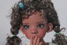 Lalki - włosy, fryzura