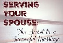 Love & Marriage / Tips and resources to have a healthy and happy marriage.